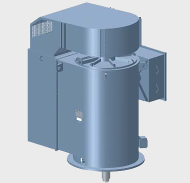 21-L Series Vertical Motors