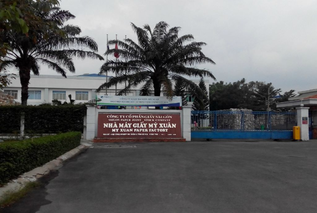 "Saigon My Xuan Paper Mill Project ""Providing maintenance services of Low voltage inverters Toshiba, TMEIC TMdrive-10e2 in 2019"""